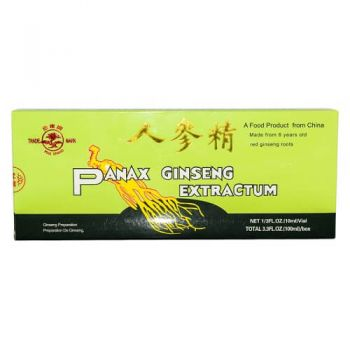 Panax Ginseng Extractum, Sanye Intercom, 10 fiole
