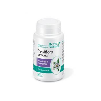 Passiflora extract, 30 capsule, Rotta Natura