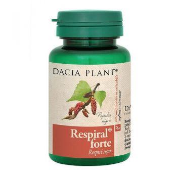 Respiral Forte, 60 cpr, Dacia Plant