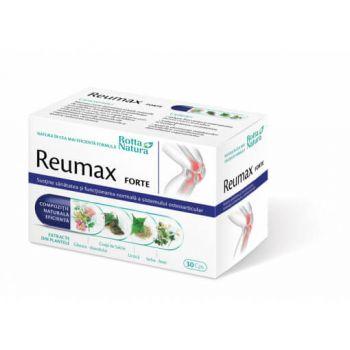 Reumax Forte, 30 capsule, Rotta Natura