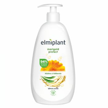 Sapun lichid Elmiplant cu masline si galbenele, 500 ml