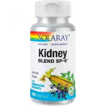 Secom Kidney Blend, 100 cps, Solaray