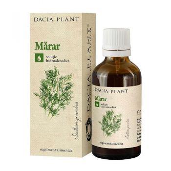 Tinctura de Marar, 50 ml, Dacia Plant