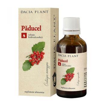 Tinctura de Paducel, 50 ml, Dacia Plant