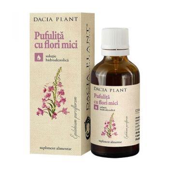 Tinctura de Pufulita cu Flori Mici, Dacia Plant, 50 ml