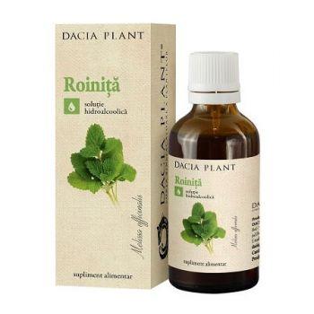 Tinctura de Roinita, 50 ml, Dacia Plant
