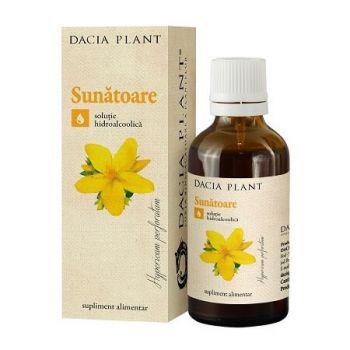 Tinctura de Sunatoare, 50 ml, Dacia Plant