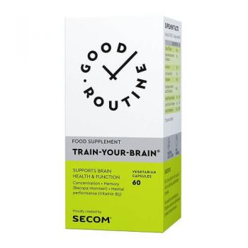 Train Your Brain Secom, 60 cps, Good Routine