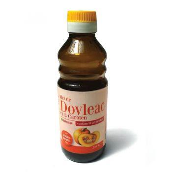 Ulei Dovleac Pepon cu Beta-caroten, 250 ml, Parapharm