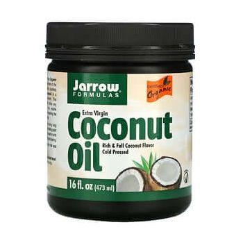 Ulei de cocos extra virgin Secom, 473 ml, Jarrow Formulas