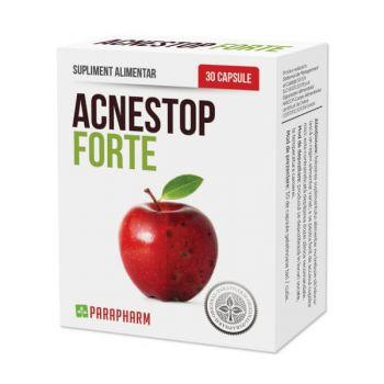 Acne Stop Forte, 30 capsule, Parapharm