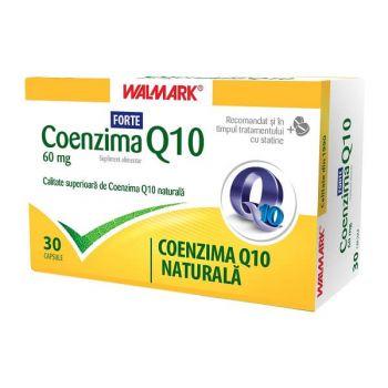 Coenzima Q10 Forte 60mg, Walmark, 30 comprimate