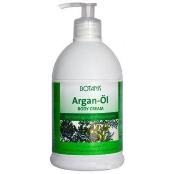 Crema cu ulei de Argan, 500 ml, Botanis (cu pompita)