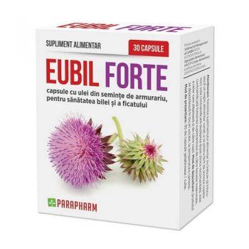 Eubil Forte, 30 capsule, Parapharm