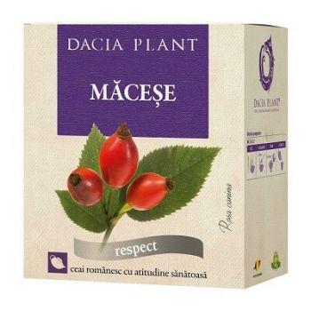 Ceai de macese, 50 g, Dacia Plant