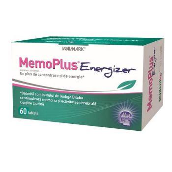 MemoPlus Energizer, 60 tablete, Walmark