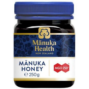 Miere de Manuka MGO 250+, 250g, Manuka Health