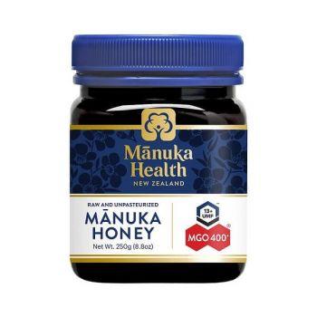 Miere de Manuka MGO 400+, 250g, Manuka Health