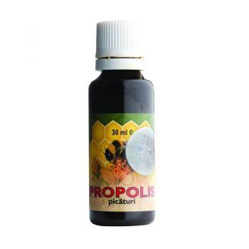 Propolis picaturi, 30 ml, Parapharm