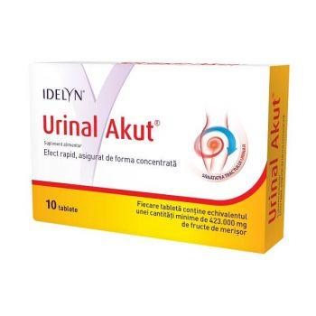 Urinal Akut, 10 tb, Walmark